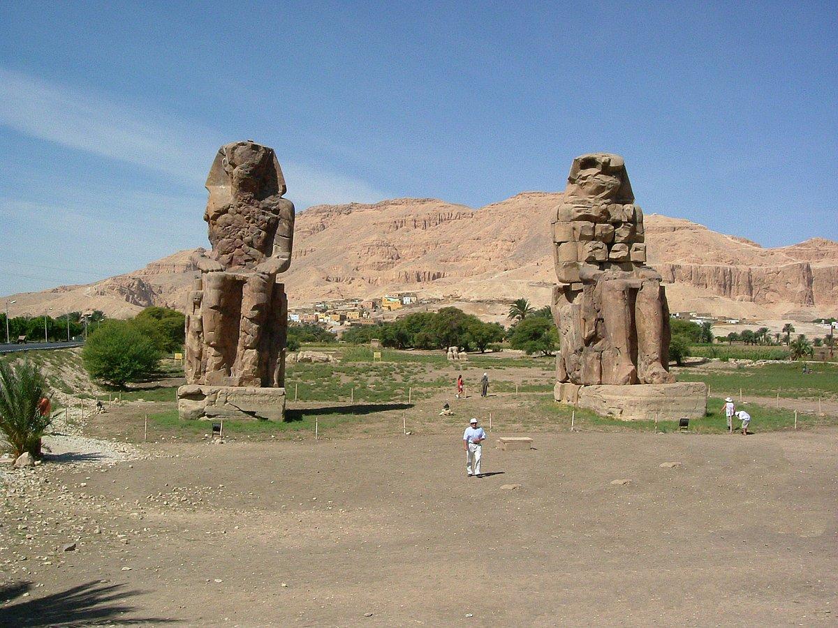 nilen gamle egypten