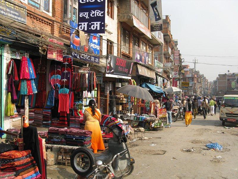 hvor ligger nepal